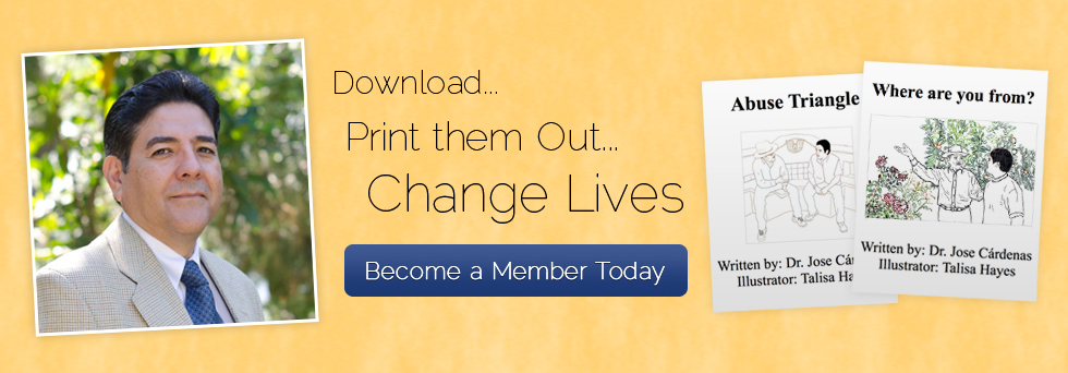 Download, Print them Out, Change Lives - Become a Member Today